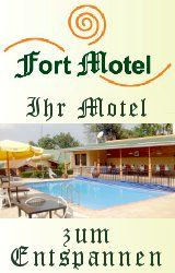 Das Fort Motel in Uganda