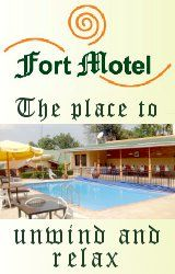 The Fort Motel in Uganda