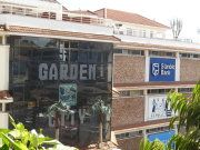 Garden City Shopping mall in Kampala