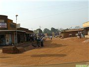 Hoima in the westen region of Uganda