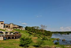 Chobe Lodge in Uganda