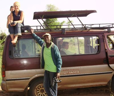 Advantage Safaris Uganda: Unterwegs auf Safari in Uganda