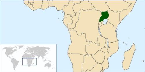 Uganda Map Wwwsafariinugandacom - Where is uganda